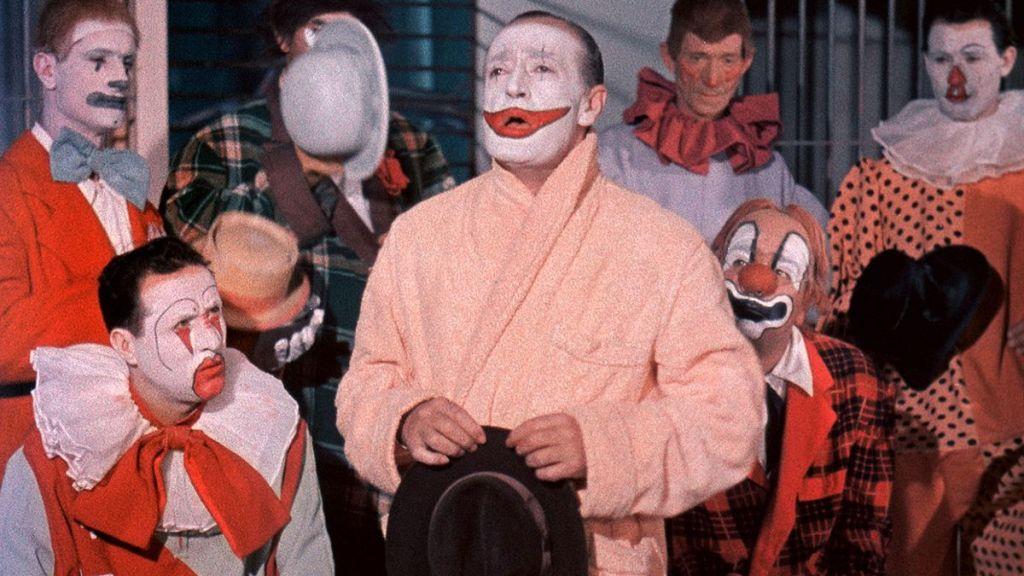 Zahr Teatër Monologhi alternativi: La preghiera di un clown
