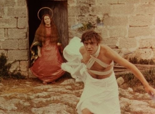"""Zahr Teatër Monologhi alternativi: Carmelo Bene, """"Monologo della madonna"""""""