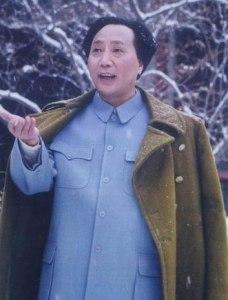 Wang Zheng (王震) quien le ha interpretado en mas de 20 ocasiones desde 1984