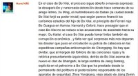 """<p>El polémico Bo Xilai, que aspiraba a llegar a lo más alto del Partido Comunista de China a finales de 2012, lleva de rabiosa actualidad desde febrero de este año. El último episodio ha sido su expulsión del Politburó y el Comité Central del Partido y la inculpación de su mujer en un caso de asesinato. Ante estos acontecimientos, reproducimos a continuación (y con su permiso) unas recientes reflexiones realizadas en Eskup por Manel Ollé, coordinador del <a href=""""http://www.upf.edu/mxina/es/pla/"""">Máster de Estudios Chinos en la Universidad Pompeu Fabra</a> de Barcelona y uno de los sinólogos más prestigiosos de España. El tema abierto por el diario <em>El País</em> en su red social buscaba una respuesta a la siguiente pregunta: """"La expulsión de Bo Xilai, ¿es una purga o un intento del PCCh por luchar contra la corrupción?"""". </p>"""