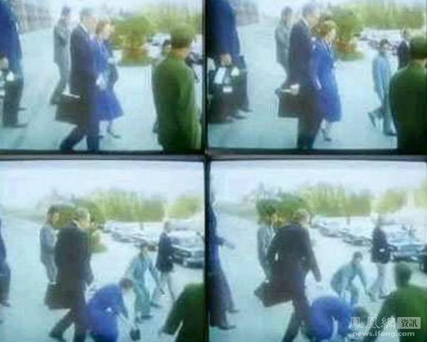 La caída de Margaret Thatcher.