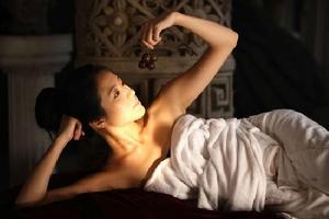 """Una de las imágenes que ofrece Baidu para definir a estas """"solteronas chinas""""."""