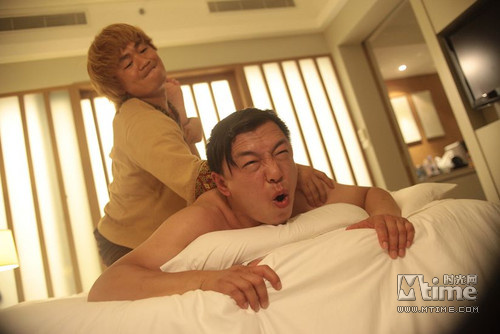 Una de las escenas de la película Lost in Thailand.
