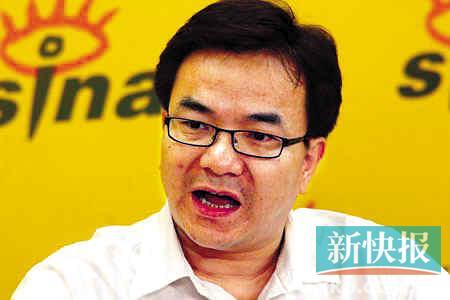 El periodista Chen Yongzhou