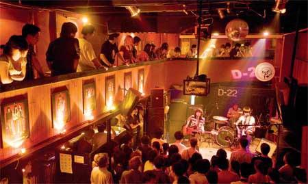 Entre el 2006 y el 2012, el bar D-22 fue uno de los centros de la música alternativa china.