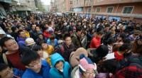Aunque China cuenta con muchos emprendedores y personas dispuestas a arriesgar sus escasos ahorros para sacar adelante su negocio, lo cierto es que también cuenta con un ejército de recién licenciados universitarios cuyo único sueño es ser funcionario