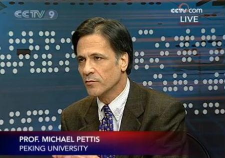 El profesor Michael Pettis se ha convertido en una de las voces más visibles a la hora de hablar de la economía china.