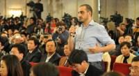 La Agencia EFE se instaló en China por primera vez en 1978. En la actualidad, hay más de 25 periodistas españolas trabajando en el país.