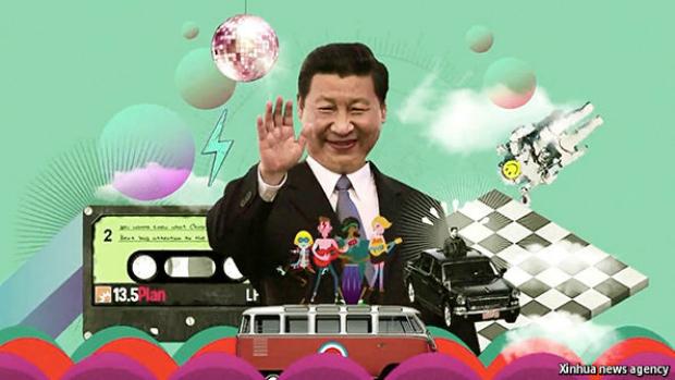 Xi Jinping ha traído consigo un estilo más desenfadado y directo que su predecesor.