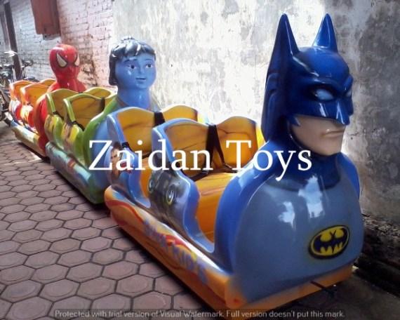Jual Kereta Rel Mini Murah Loko Batman