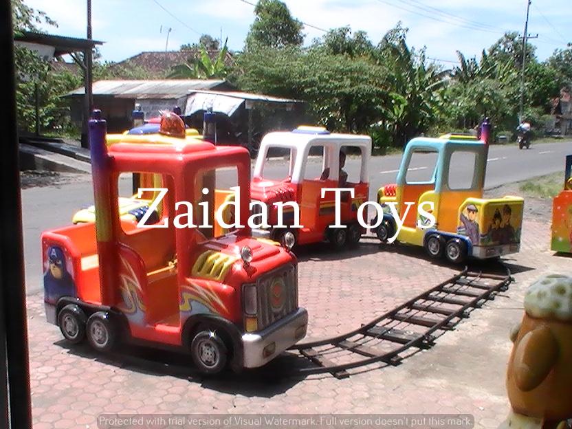 Pabrik Mainan Anak Jual Kereta Rel Mobil Animasi Mini Murah