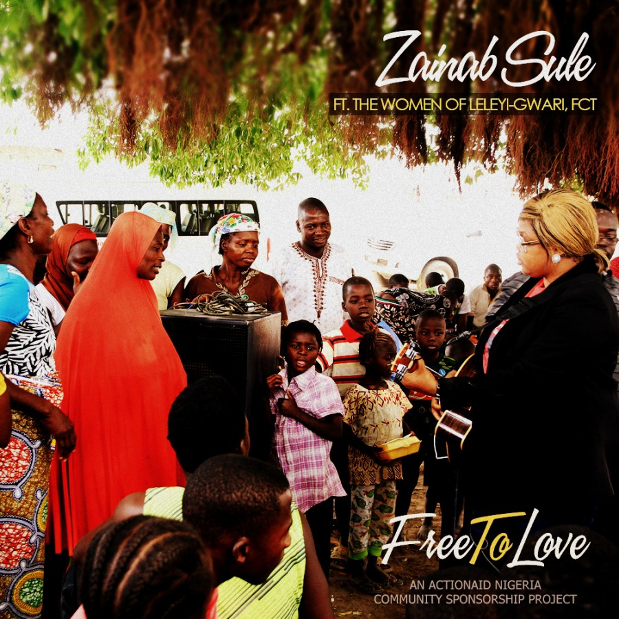 free to love - zainab sule