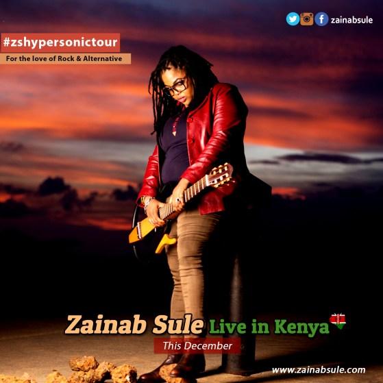 Zainab Sule Live in Kenya