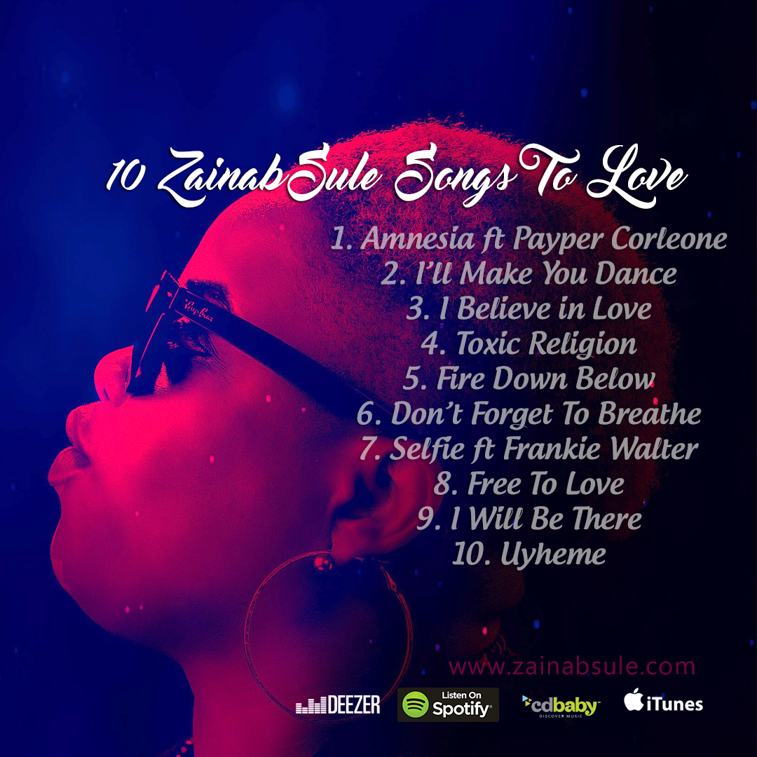 Ten Zainab Sule songs to love