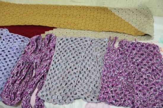scarves :D
