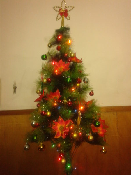 Oh Christmas Tree, oh Christmas Tree! :D