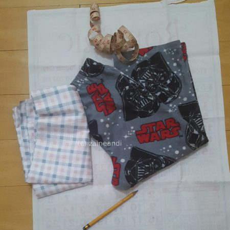 DIY Pajama pants_materials