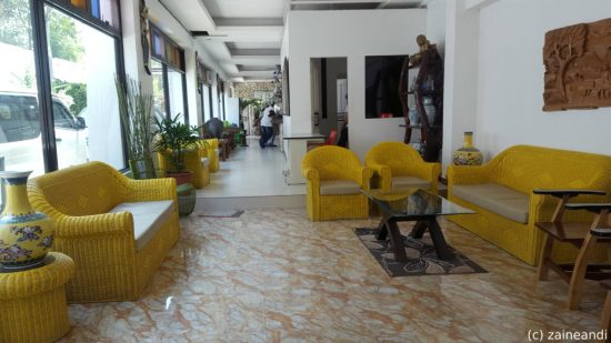 treasures of bolinao review_reception 1