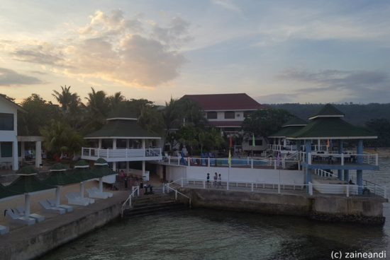 treasures of bolinao_view deck view