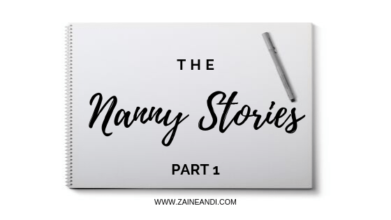 The Nanny Stories