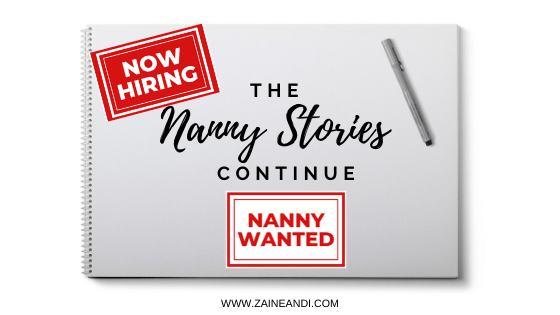 The Nanny Stories Wanted Nanny