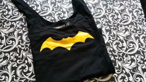 Batgirl Tank _ Zainey Laney
