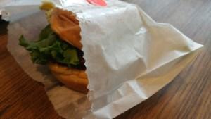 'Shroom Burger (Vegetarian) @Shake Shack _ Zainey Laney