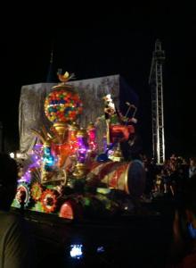 Mickeys Not So Scary Boo to You Parade _ Zainey Laney