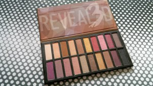 Revealed 3 Palette _ Zainey Laney