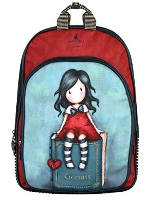 Gorjuss My Story Coated Rucksack 0