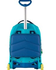 Trolley Jack Junior Sj Gang Blu 28 Lt Sganciabile E Lavabile Scuola E Viaggio 0 0