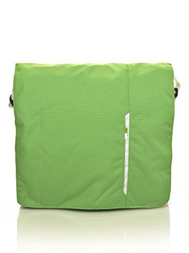Medium Shoulder Bag B-Color Tracolla Invicta Azzurro Bianco Tempo Libero /& Studio