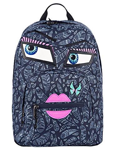 Zaino Invicta Ollie Pack Yap Blu 25 Lt Blu Tasca Per Portatile E Tablet 0 0