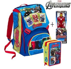 Schoolpack Avengers Gadget 0