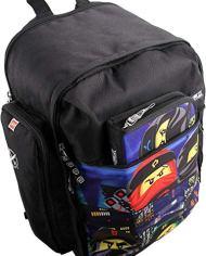 Lego Bags Lego Bags Schulrucksack Venture Rucksack Nur 750 Kg Schultasche Mit Lego Ninjago Motiv Zaino 44 Centimeters 225 Blu Urban 0 5