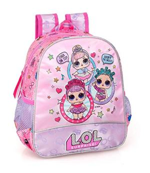 Lol Surprise 96016 Zaino Asilo 29 Centimetri Poliestere Multicolore 0