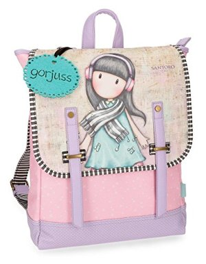 Lost In Music Zaino Casual 38 Cm 992 Liters Multicolore Multicolor 0