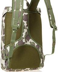 Herschel Little America Mid Volume Backpack Frog Camotan 0 0