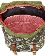Herschel Little America Mid Volume Backpack Frog Camotan 0 1