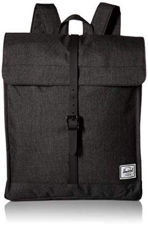 Herschel Zaino City Mid Classics Backpack Black Crosshatchblack 0