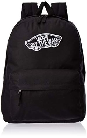 Vans Realm Backpack Zaino Casual 42 Cm 22 Liters Nero Black 0
