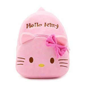 Chdj Mini Zaino In Peluche Per Bambina Et 1 3 Anni Rosa Hello Kitty Rosa Chiaro 3 Anni 0