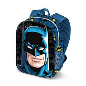 Karactermania Batman Knight 3d Rucksack Klein Zainetto Per Bambini 31 Cm 85 Liters Multicolore Multicolour 0