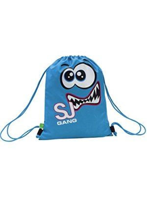 Soft Backpack Seven Sj Faccine Azzurro Sacca 0