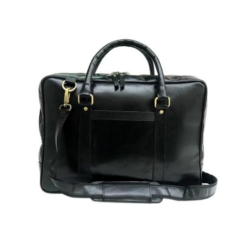 Zakara Leather Shoulder Bag