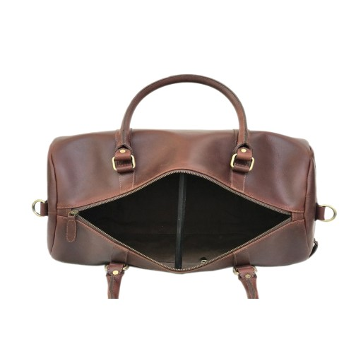 Zakara leather Weekend Bag