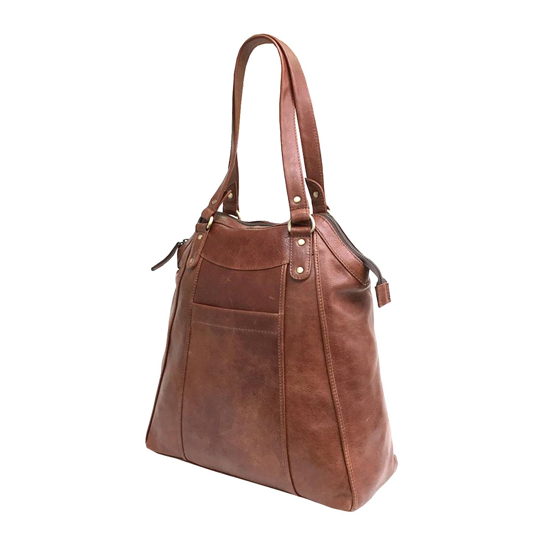 Zakara Leather Ladies Shoulder Bag