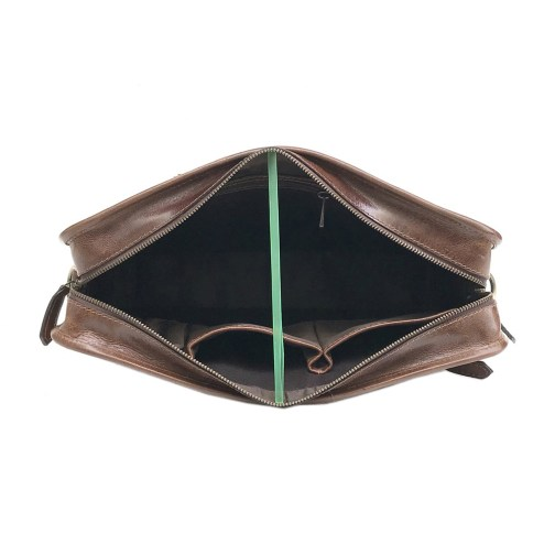 Zakara Leather Portfolio Bag