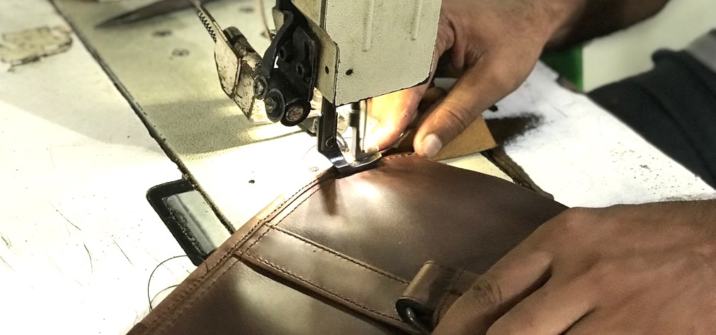 leather bag company