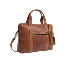14 inches Genuine Cowhide Leather Laptop Bag